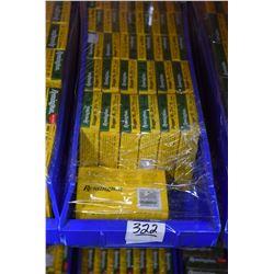 "Blue Plastic Tray : Thirty Two Boxes ( 5 rnds ) .16 Ga 2 3/4"" Sluggers Retail $ 7.00 Each"