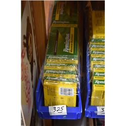 "Blue Plastic Tray : Twenty Boxes ( 5 rnds ) .12 Ga 3"" Mag Buckshot Retail $ 7.00 Each"