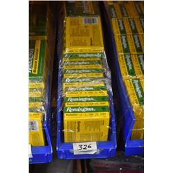 "Blue Plastic Tray - Twenty Boxes ( 5 rnds ) .12 Ga 3 1/2"" Mag Buckshot Retail $ 7.00 Each"