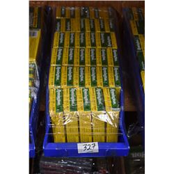 "Blue Plastic Tray - Thirty Five Boxes ( 5 rnds ) Remington .12 Ga 2 3/4"" Buckshot"