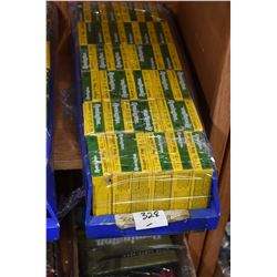 "Blue Plastic Tray : Thirty Six Boxes ( 5 rnds per ) Remington .12 Ga 3"" Slugger BB Shot"