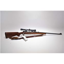 "Pre 64 Winchester Model 70 .300 H & H Mag Cal Bolt Action Rifle w/ 26"" bbl [ blued finish starting t"