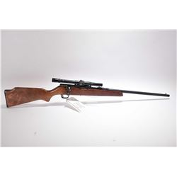 "Lakefield / Mossberg Model Mark II .22 LR Cal Mag Fed Bolt Action Rifle w/ 21"" bbl [ fading blue fin"