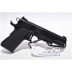 Restricted Handgun - German Sport Gun Model 1911 .22 LR Cal 10 Shot Semi Auto Pistol w/ 127 mm bbl [