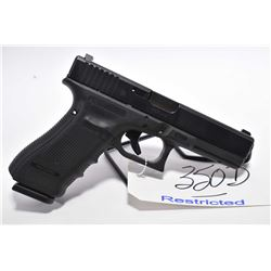 Restricted Handgun - Glock Model 22 Gen 4 .40 S & W Cal 10 Shot Semi Auto Pistol w/ 114 mm bbl [ app