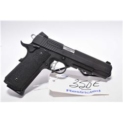 Restricted Handgun - Sig Sauer Model 1911 R Tactical .45 Auto Cal 8 Shot Semi Auto Pistol w/ 127 mm