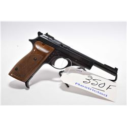 Restricted Handgun - Targa Model GT 22 T .22 LR Cal 10 Shot Semi Auto Pistol w/ 152 mm bbl [ appears
