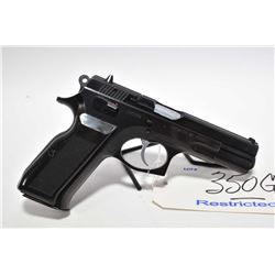 Restricted Handgun - Norinco Model MP 40 .40 S & W Cal 10 Shot Semi Auto Pistol w/ 114 mm bbl [ appe
