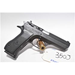 Restricted Handgun - Magnum Research by I.W.I. Model Baby Eagle .9 MM Luger Cal 10 Shot Semi Auto Pi