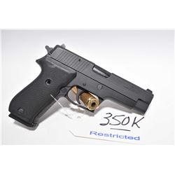 Restricted Handgun - Sig Sauer Model P 220 .45 Auto Cal 8 Shot Semi Auto Pistol w/ 112 mm bbl [ appe