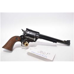 Restricted Handgun - Ruger Model Super Blackhawk .44 Mag Cal 6 Shot Revolver w/ 191 mm bbl [ early t