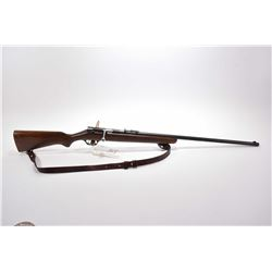 "Stevens Model 3C .22 LR Cal Single Shot Bolt Action Rifle w/ 26"" bbl [ fading blue finish, barrel si"