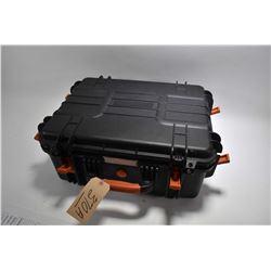 Vanguard Heavy Duty Foam Lined Pistol Case w/ multiple levels