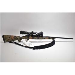 "Remington Model 783 .223 Rem Cal Mag Fed Bolt Action Rifle w/ 22"" bbl [ blued finish, no sights, but"