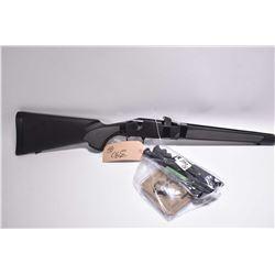 Remington Model 700 .223 Cal Black Composite Stock w/ rubber inserts, w/ Remington recoil pad - also