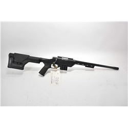 """Mossberg Model 1 - 7 MVP Series LC 5.56 Nato Cal Mag Fed Bolt Action Rifle w/ 18"""" slightly fluted bb"""