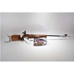 """Walther Model ( UIT ) International Match .22 LR Cal Single Shot Deluxe Match Target Rifle w/ 26"""" He"""