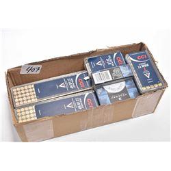Box Lot : Two Boxes ( 50 rnds per ) .22 WMR Mag Cal Ammo - Various CCI - Three Boxes ( 100 rnds per