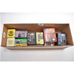 Box Lot of Bullets : Box ( 50 per ) 400 Grain .416 Cal - 5 Boxes ( 50 per ) .375 Cal 300 Grain - App