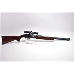 """Winchester Model 270 .22 LR Cal Tube Fed Pump Action Rifle w/ 20 3/4"""" bbl [ blued finish starting to"""