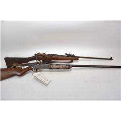 Lot of Two Firearms - Lee Enfield ( BSA ) Dated 1916 Model No. 1 Mark III* .303 Brit Cal Sporterized