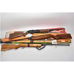 "Lot of Three Firearms - Crosman Model 66 Powermaster Gold Medalist .177 Pellet / BB Air Rifle w/ 21"""