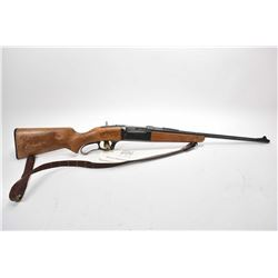 """Savage Model 99 E . 308 Win Cal Lever Action Rifle w/ 20"""" bbl [ blued finish starting to fade, more"""