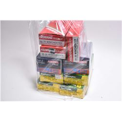 Bag Lot : 4 Boxes ( 20 rnds per ) Remington .30 - 30 Win Cal Ammo - 2 Boxes ( 24 rnds per ) Federal