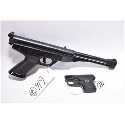 Lot of Two Items : Rohm Model RG 2 Starter Pistol - Gamo .177 Pellet Pistol NO PAL REQ USE WITH CAUT