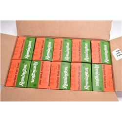 "Box Lot : 10 Boxes Remington Sure Shot Field Load .20 Ga 2 3/4"" # 8 Shot -"