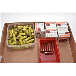 Tray Lot : Approx. Five Boxes Winchester .28 Ga # 9 Shot Skeet Loads Plus 8 Rnds - Yellow Tray : Ful