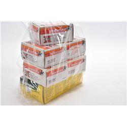 Bag Lot : One Box ( 50 rnds ) Rem .45 Colt Cal Ammo - Five Boxes ( 20 rnds per ) Win .45 Colt Cal Am