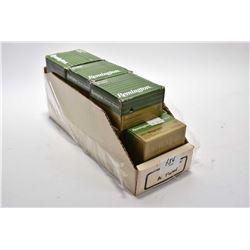Box Lot : Ten Boxes ( 25 rnds per ) Remington .357 Mag Cal Ammo - Retail $ 42.99 each