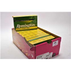 Box Lot : Eight Boxes ( 20 rnds per ) Remington .303 Brit Cal Ammo