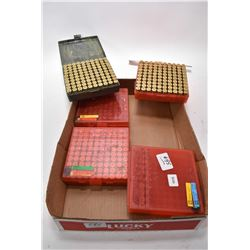 Tray Lot : Approx. 430 Plus Rnds .45 Auto Cal Reloads