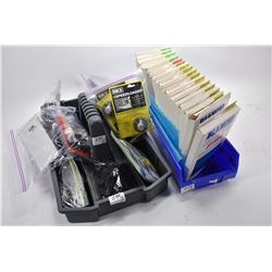 Lot of Two Trays : Approx. 16 New in Pkgs Bianchi Anti Corrosion Gun Storage Bags ( sstd sizes, long