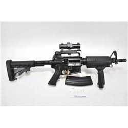 "Restricted rifle Norinco CQ-A 556/223 cal 5rnd W/11"" bbl"