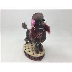 Decorative Poodle Figurine