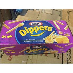 Lot of Kraft Dippers