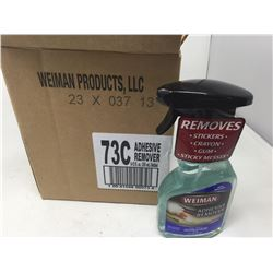 Case of Weiman Adhesive Remover (6 x 355 ml)