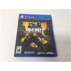 PS4 Call of Duty Black Ops