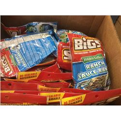Case of Bigs Hidden Valley Ranch Sunflower Seeds (24 x 140g)