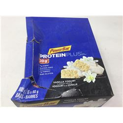 PowerBar Protein Plus Vanilla Yogurt (15 x 60g)