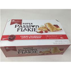 Lot of Super Passion Flakie Apple-Raspberry (396g)