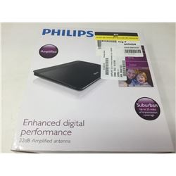 Philips 22dB Amplified Antenna