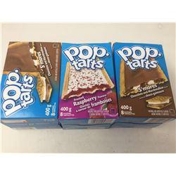 Lot of Pop Tarts (3 x 8)