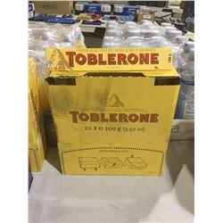 Toblerone Chocolate (20 x 100g)