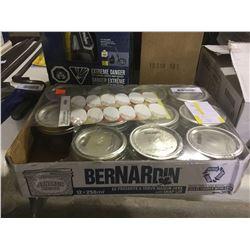 Bernardin Mason Jars (11 x 250mL)