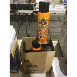 Gorilla Spray Adhesive Heavy Duty (4 x 396g)