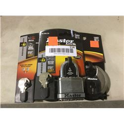 Master Lock Magnum Padlocks Single and Double Pack